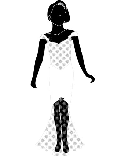 Christmas Bride's Maid Dresses