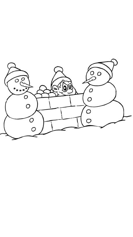 window color vorlagen weihnachten schneemann - malvorlagen