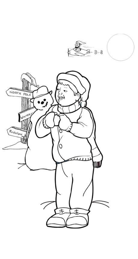 weihnachten malvorlagen schneemann malvorlagen